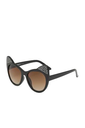 Sherlyn Cat Eye Sunglasses