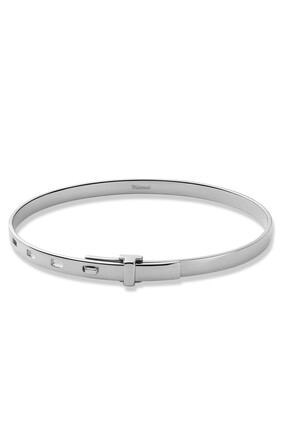 Sterling Silver Tailor Cuff