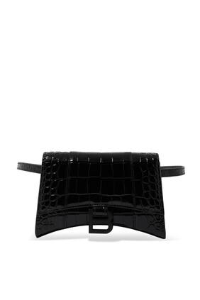 Small Hourglass Belt Bag