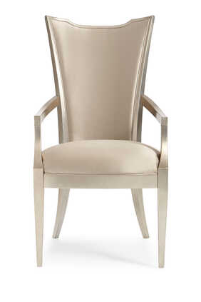 Very Appealing Arm Chair, Set of 2