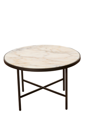 Simetria Round Low Table
