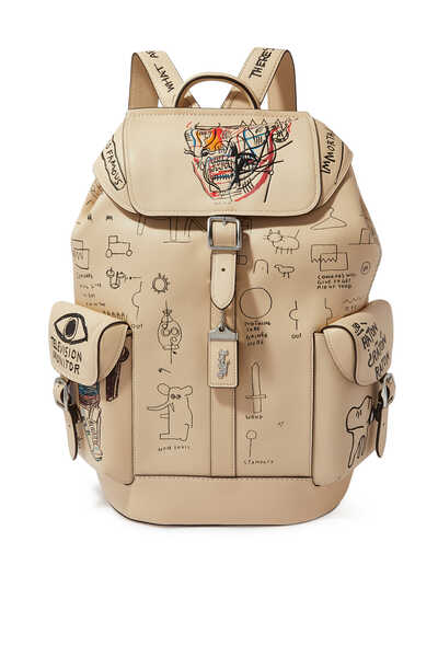 Basquiat Wells Backpack