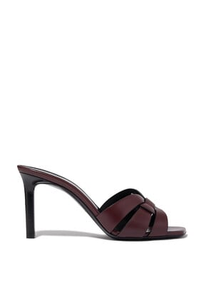 Tribute Leather Mules