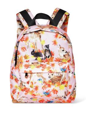 Autumn Print Backpack