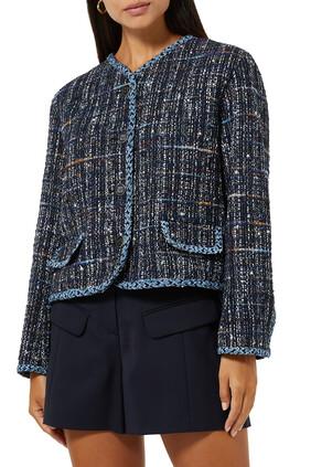 Tailored Tweed Jacket