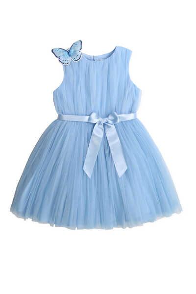 Tulle Butterfly Dress