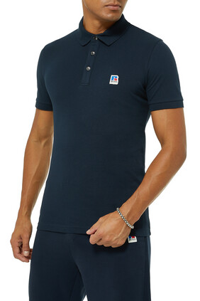 The Boss x Russell Athletic Polo Shirt