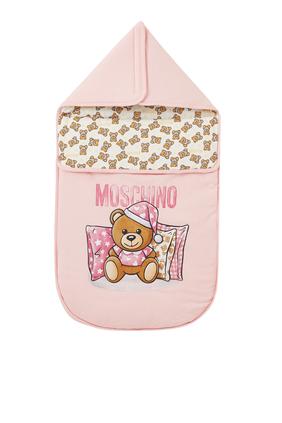Pink Teddy Nest