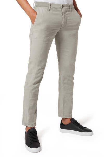 Uniform Summer Satin Pants