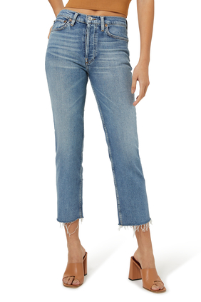 Stove Pip Jeans