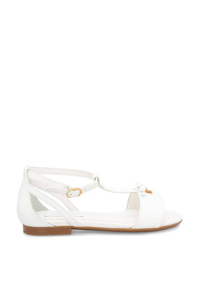 Vernice Patent Leather Sandals