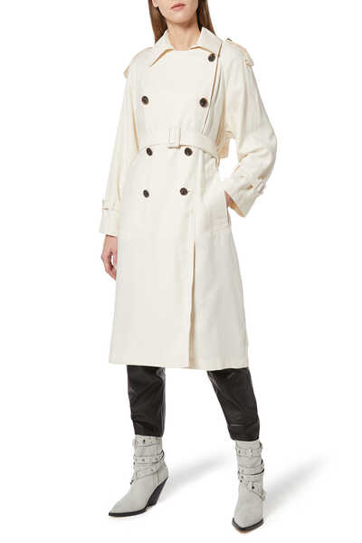 Phenom Trench Coat