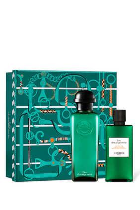 Eau d'Orange Verte Gift Set, Eau de Cologne