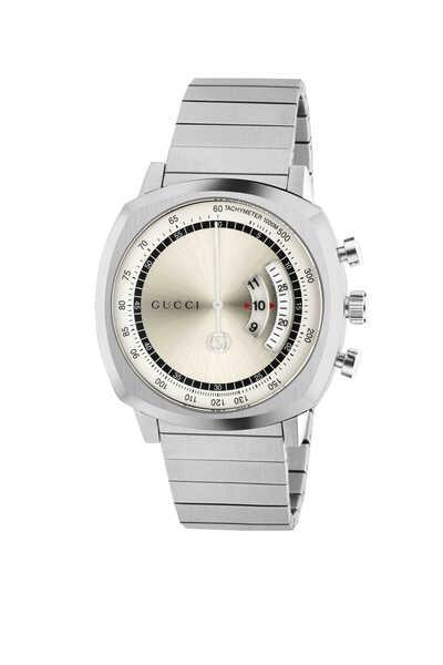 Steel Grip Watch