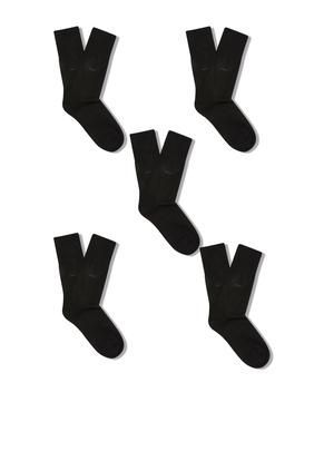Mid Length Socks