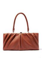 East Frame Leather Bag