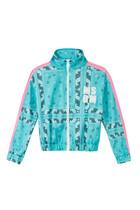 Bandana Print Jacket