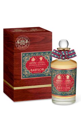 Babylon Eau de Parfum takes inspiration from