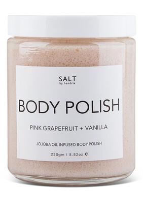 Pink Grapefruit & Vanilla Body Polish,