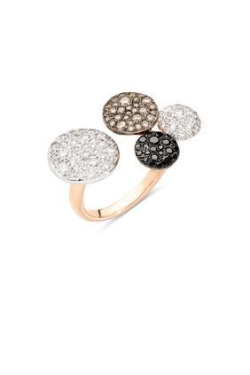 Sabbia Diamond Ring