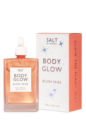 Body Glow Blush Skies