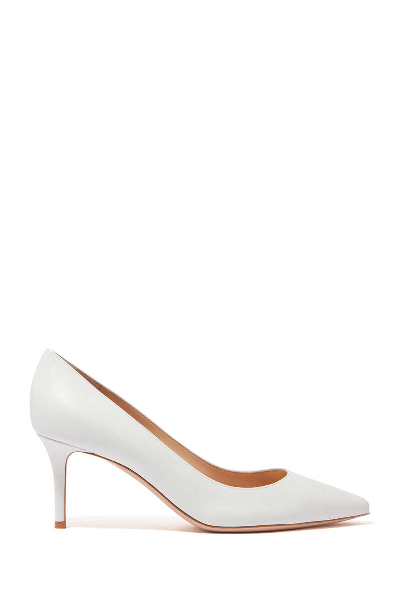 Nappa Point Toe Pumps image number 1