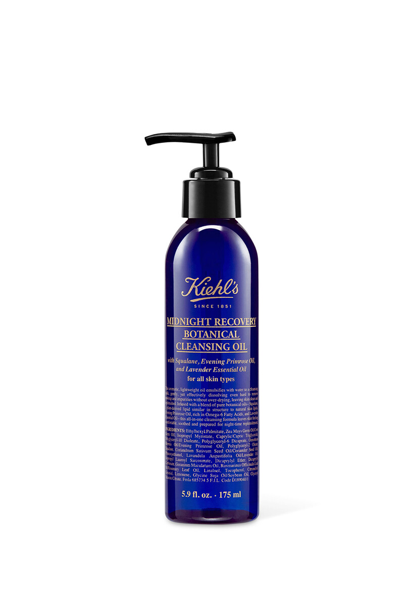 Midnight Recovery Botanical Cleansing Oil image number 1