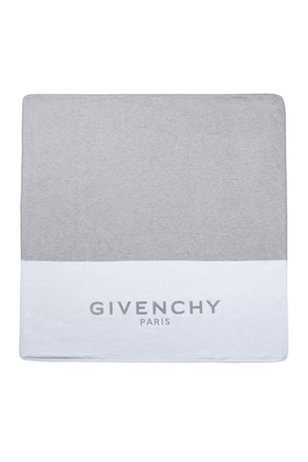 Logo Cotton Blanket