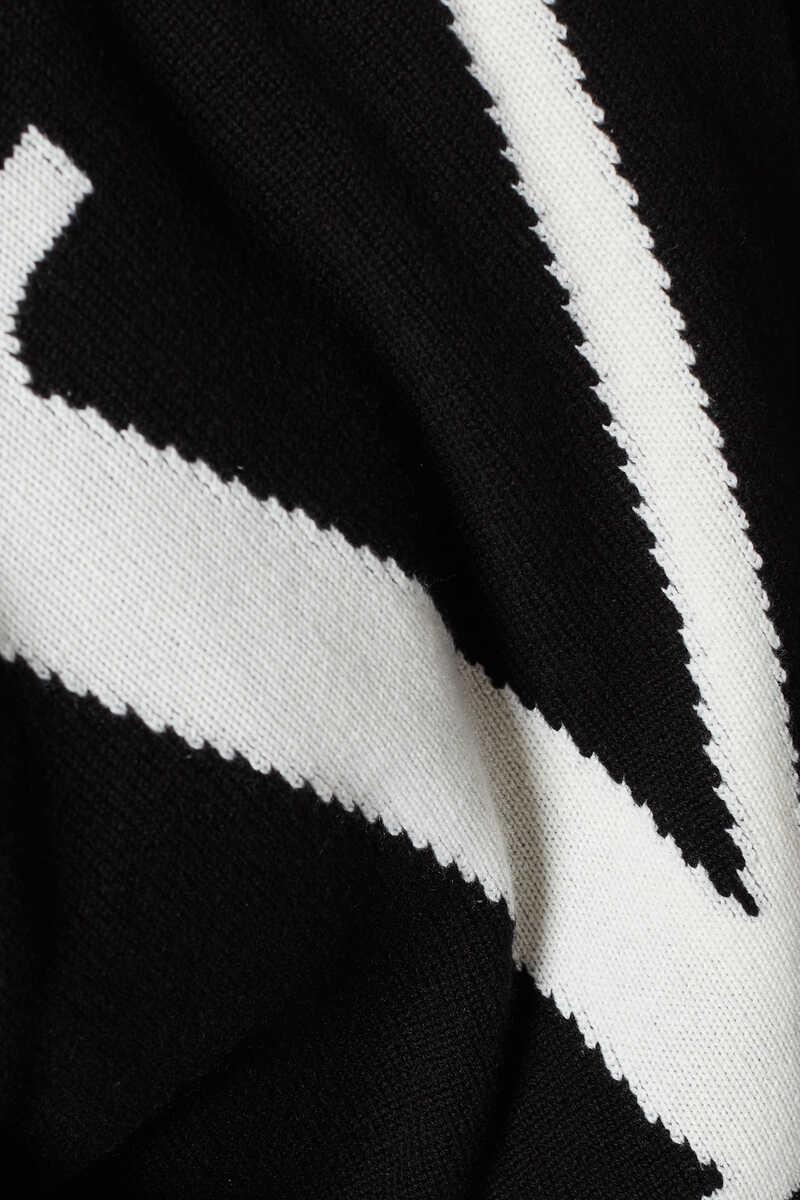 Valentino Logo Cashmere Sweater image number 4