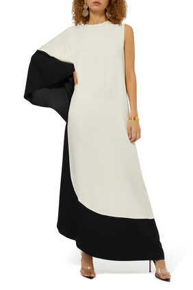 Bianca One-Shoulder Asymmetrical Dress