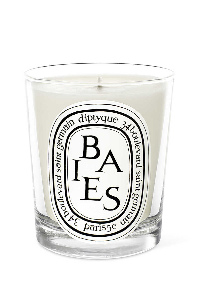 Black Baies Candle image thumbnail number 1