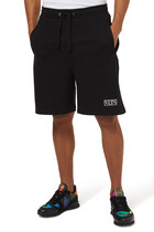 VLTN Tag Bermuda Shorts