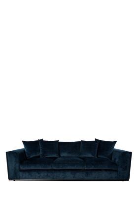 Prague Fabric Sofa