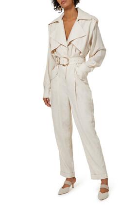 Hanbury Belted Jumpsuit