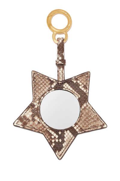 Arabian Star Python Mini Keychain
