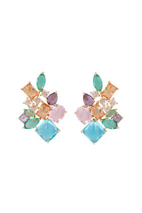 Candy Cluster Earrings