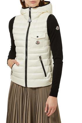 Gillet Puffer Jacket