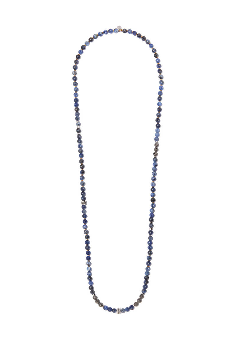 Sodalite Formentera Necklace image number 3