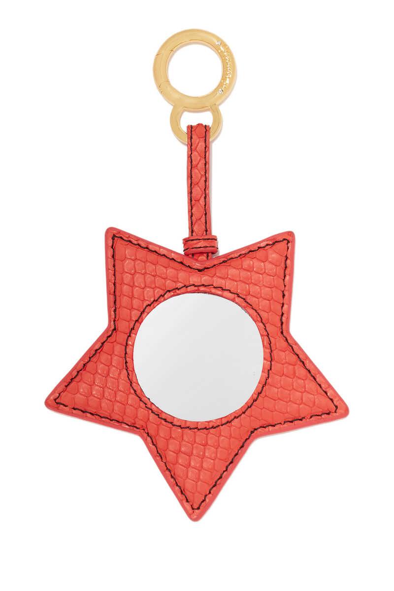 Arabian Star Python Mini Keychain image number 1