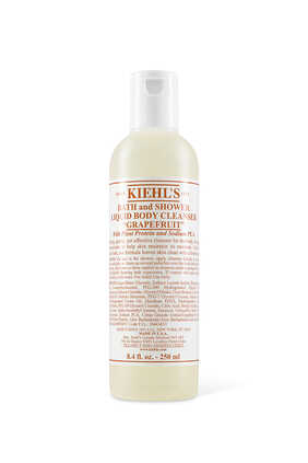 Grapefruit Scented Bath And Shower Liquid Body Cleanser
