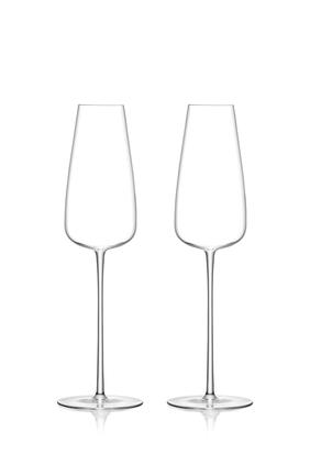 Wine Culture Champagne Flute