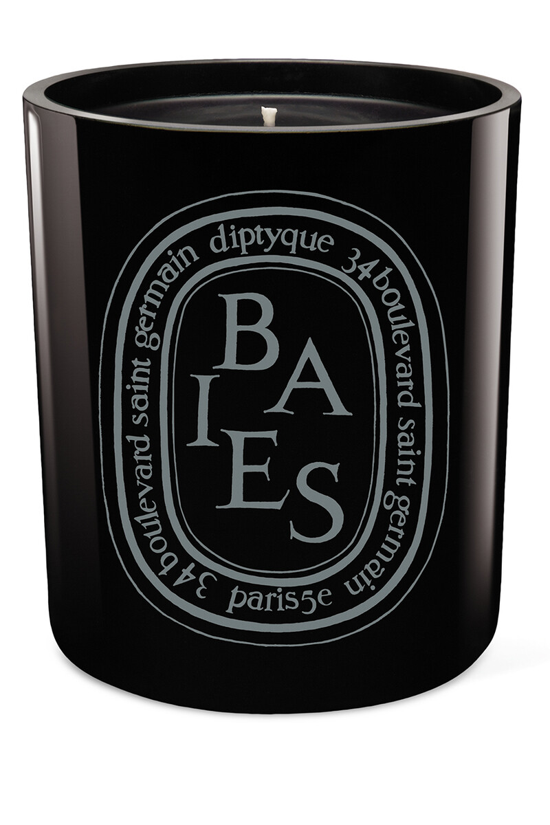 Black Baies Candle image number 1