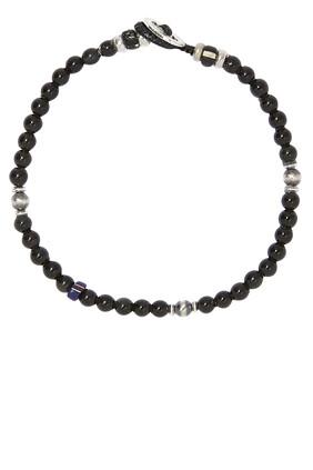Tube Stone Bracelet