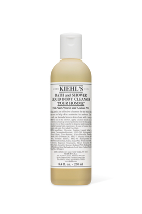 Pour Homme Scented Bath And Shower Liquid Body Cleanser