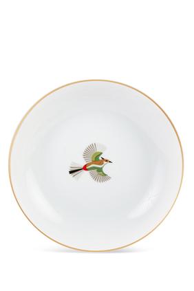European Goldfinch Soup Bowl