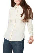 Silk Fitted Shirt