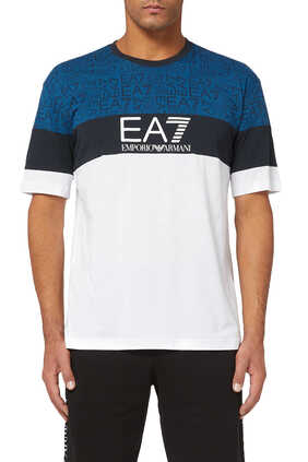 EA7 Train Series Jersey T-Shirt