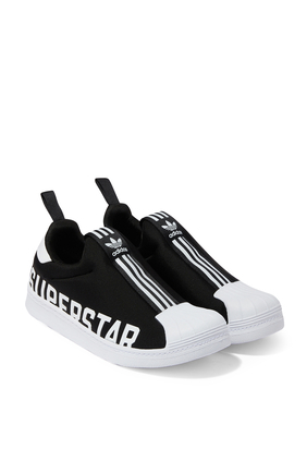 Kids Superstar 360 X Leather Sneakers