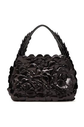 Valentino Garavani Atelier Rose Edition Hobo Bag