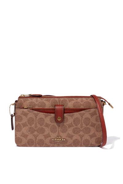 Pop-Up Messenger Bag